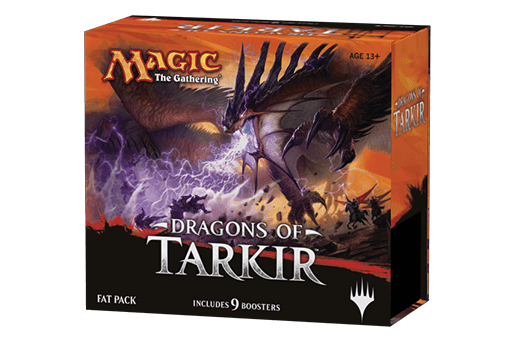 MTG: Dragons of Tarkir | Fat Pack
