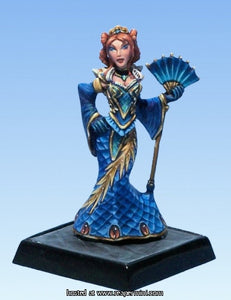 Miniature: Metal | Queen Ileosa of Korvosa