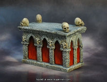 Altar of Evil painted