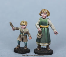 Miniature: Metal | Townsfolk X: Children