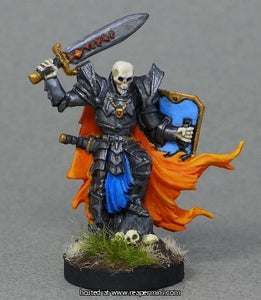 Arrius, Skeletal Warrior painted