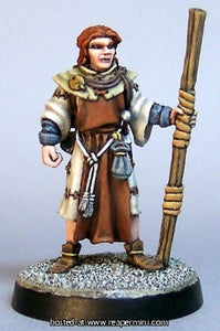 Bertrand, Monk painted