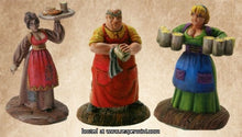 Miniature: Metal | Townsfolk I: Tavern