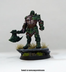 Anval Thricedamned painted