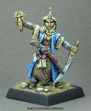 Miniature: Metal | Kyra, Female Iconic Cleric