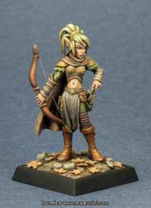Miniature: Metal | Shalelu, Elf Ranger