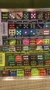 The signature dice collection