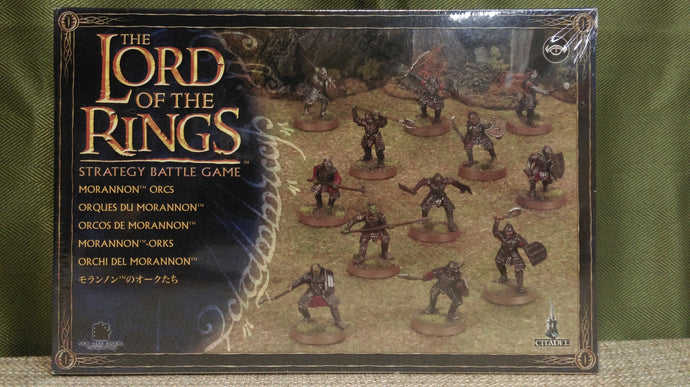 Miniature: Lord of the Rings | Morannon Orcs