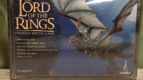 Miniature: Lord of the Rings | Winged Nazgul