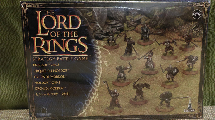 Miniature: Lord of the Rings | Mordor Orcs