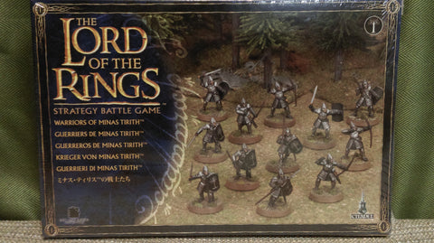 Miniature: Lord of the Rings | Warriors of Minas Tirith