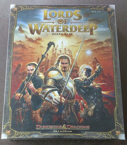 Board Game: D&D | Lords of Waterdeep