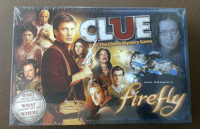 Board Game: Clue | Firefly