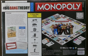 Board Game: Monopoly | Big Bang Theory