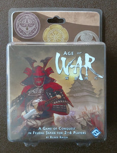 Board Game: Age Of War | A Game of Conquest in Feudal Japan