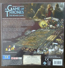 Board Game: Game of Thrones | 2nd Edition