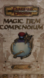 D&D 3.5: Book | Magic Item Compendium