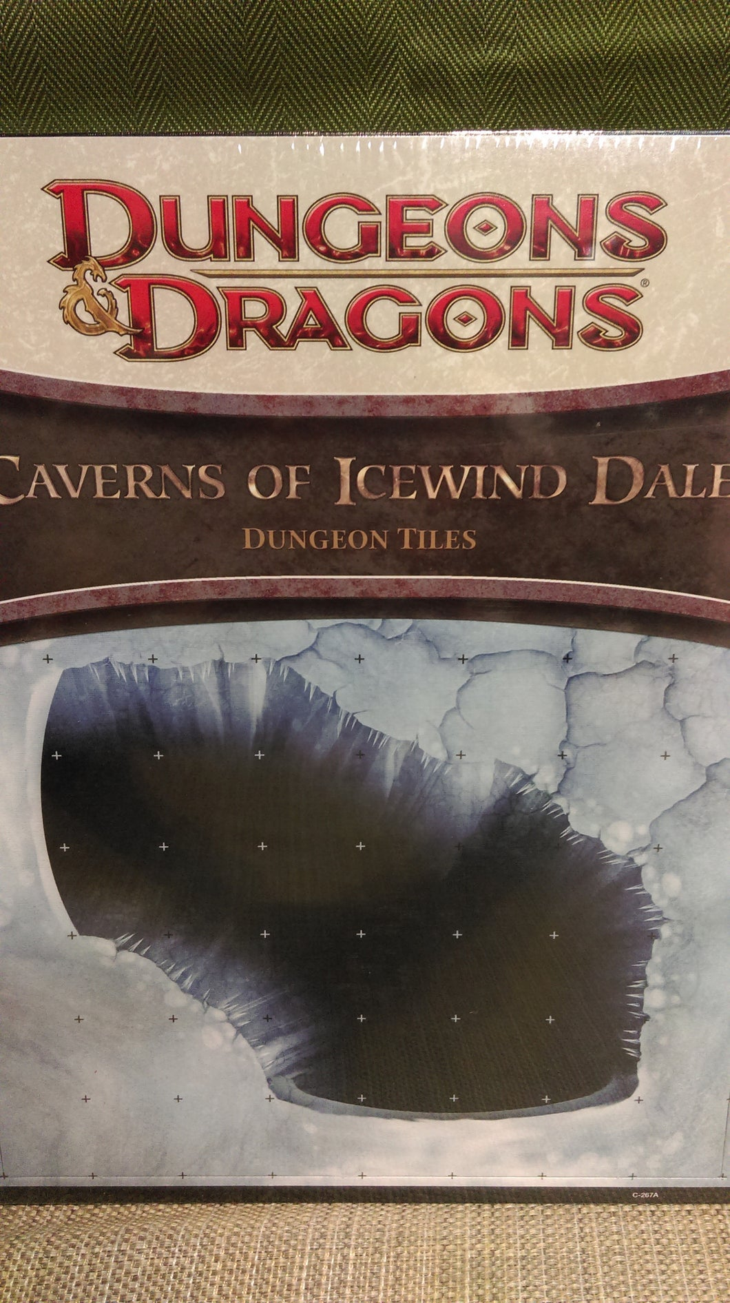 Tabletop Tiles: D&D | Caverns of Icewind Dale