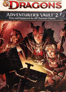 D&D 4e: Book | Adventurer's Vault 2