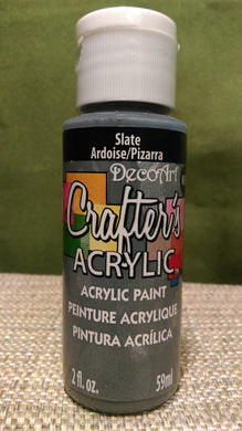 Acrylic Paint Slate 2 oz.