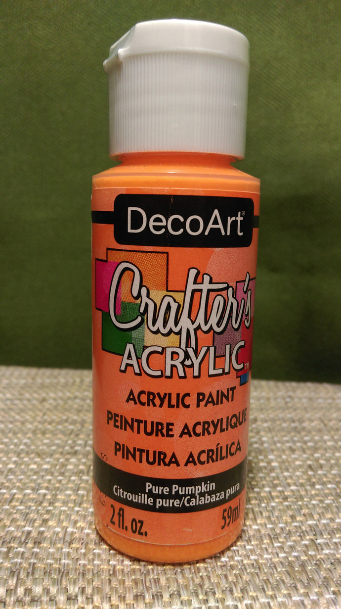Acrylic Paint Pumpkin 2 oz.