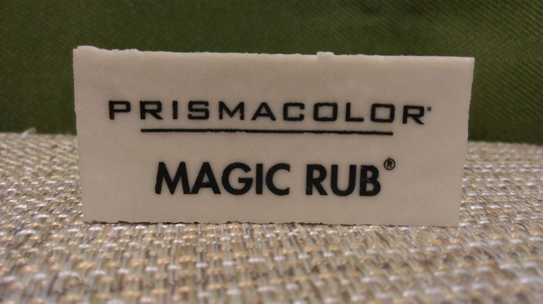 Eraser Magic Rub Vinyl- Each