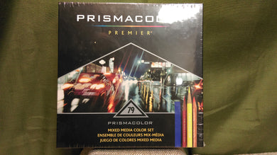 Prisma Pencils 79pc Mixed