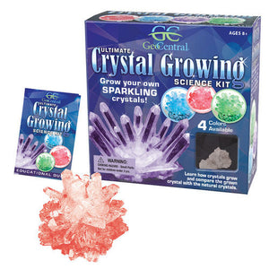 Ultimate Crystal Growing Kit