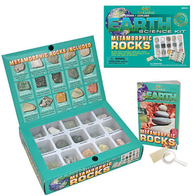 Earth Science Kit Metamorphic