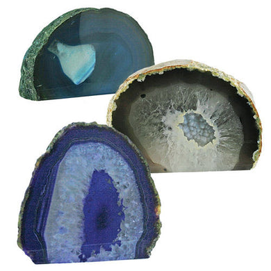 Agate Cut Base Ends