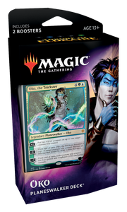 MTG: Throne of Eldraine | Planeswalker Deck
