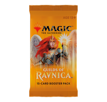 MTG: Guilds of Ravnica | Booster