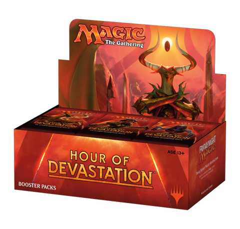 MTG: Hour of Devastation | Booster Pack