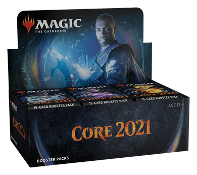 MTG: Core 2021 | Booster Pack