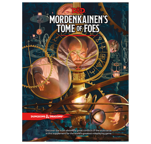 D&D 5e: Rule Book | Mordenkainen's Tome of Foes