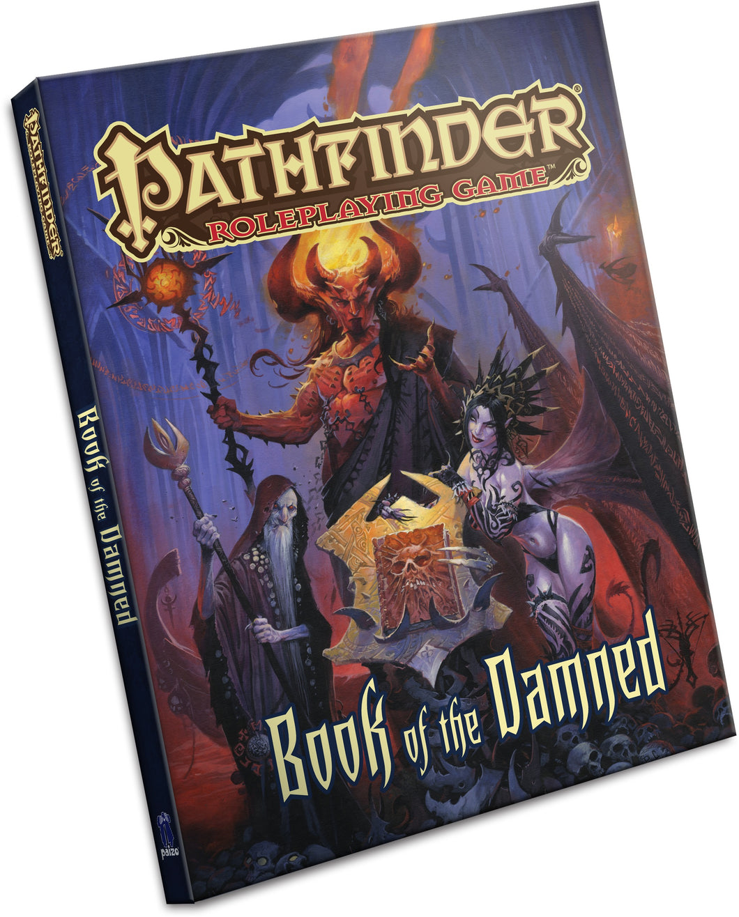 Pathfinder: Book | Book of the Damned