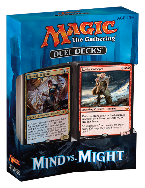 MTG: Mind vs Might | Duel Deck