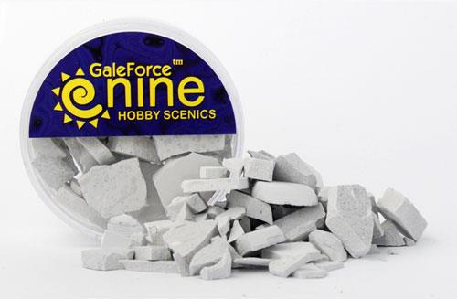 Minature Tools: Terrain | Concrete Rubble