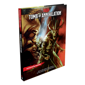 D&D 5e: Adventure Module | Tomb of Annihilation