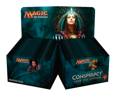 MTG: Conspiracy Take Crown | Booster Pack
