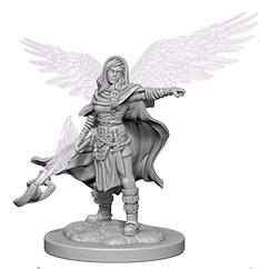 Miniature: Nolzur's | Aasimar Female Wizard