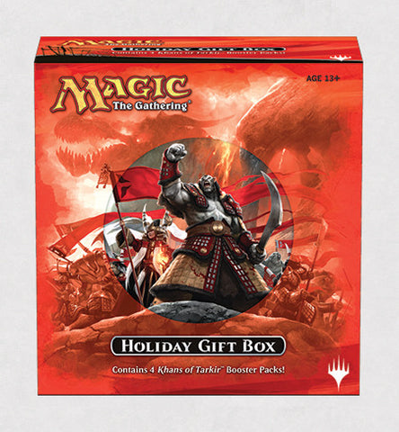 MTG: Khans of Tarkir | Gift Box