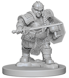 Miniature: Nolzur's | Dwarf Female Fighter