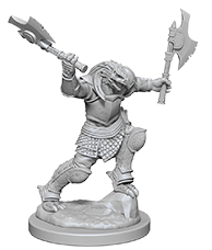 Miniature: Nolzur's | Dragonborn Female Fighter
