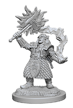 Miniature: Nolzur's | Dwarf Female Cleric