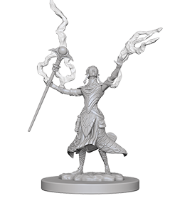 Miniature: Nolzur's | Elf Female Wizard