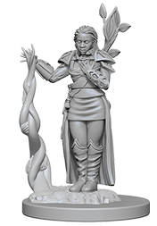 Miniature: Nolzur's | Human Female Druid