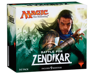 MTG: Battle For Zendikar | Fat Pack