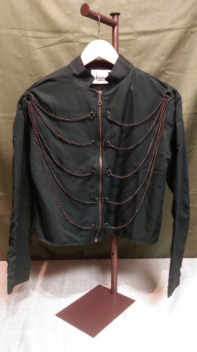 Steampunk Chain Jacket