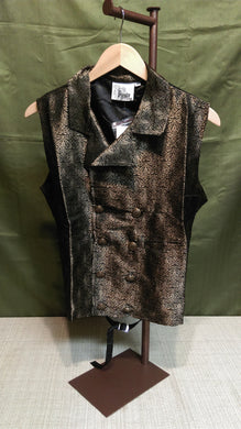Double-Breasted Cavalier Vest
